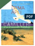 Andrea Camilleri - Forma apei .pdf