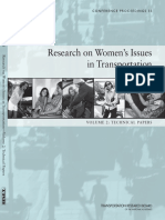 Woman Transportation