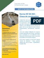 Note d'info norme NF EN 459.pdf