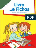 Caixinha de Palavras - Livro de Fichas
