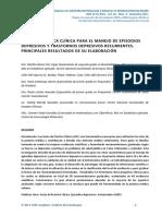Guía Práctica Clínica Depresión (1)