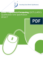 Pd_qus_06 l4dc Qualification Unit Specification v1.5