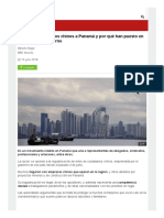 Por Qué Llegan Tantos Chinos a Panamá y Por Qué Han Puesto en Problemas Al Gobierno