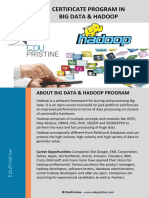 Big Data Hadoop Brochure