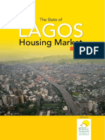 The State of Lagos Housing Market Report TEASER N75000 PER COPY