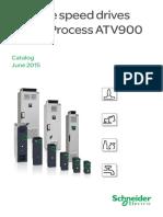 Catalogue ATV900 (2015)