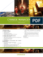 Cyanide Management
