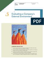 3. Evaluating a Company's External Environment.pdf