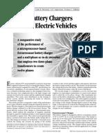 Summary Battery Specifications