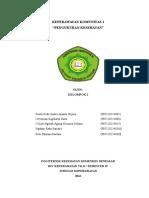 Keperawatan Komunitas 1 Statistik Kesehatan