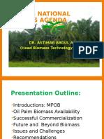 Presentation Mida Biomass Conference 2015 Mpob
