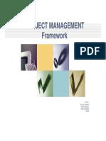 Project_Management (PMI) Framework