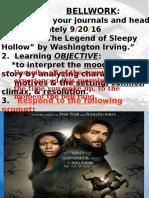 Sleepy Hollow Powerpoint