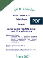 Yeyati.Jesús modelo práctica educativa