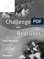 The Challenge and Real Lives Workbook