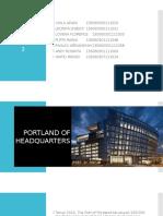 Analisa Bangunan Pintar - The Port of Portland