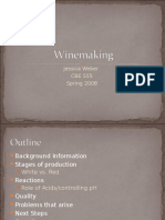 1 Winemaking