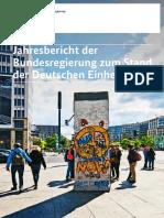 Jahresbericht Bundesregierung Stand Deutsche Einheit 2016