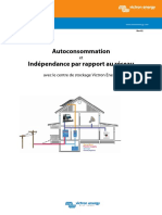 Whitepaper Self Consumption and Grid Independence With the Victron Energy Storage Hub FR