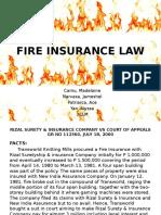 FIRE INSURANCE LAW.pptx