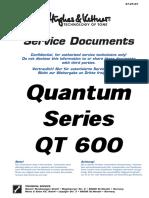 QT600 Servicemanual
