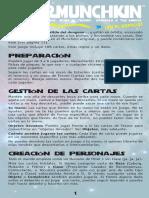 Star Munchkin Reglas Español