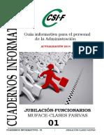 Jubilacion Funcionarios 2014 Csif