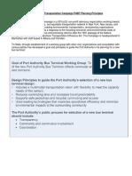 TSTC PABT Planning Principles