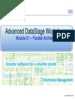 DataStage Adv Bootcamp All Presentations