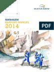 Groupe Managem - Rapport Annuel _ 2014 (1)