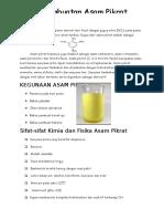 Pembuatan Asam Pikrat.docx