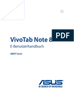 VivoTab Note 8 eManual