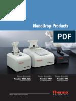 2. NanoDrop 2000