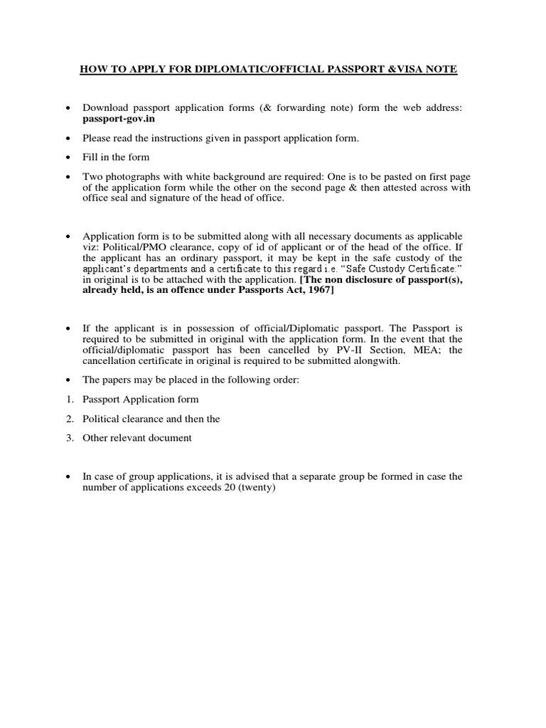 Visa Requirements Algeria Visa Center Dpp And Visa Form Passport