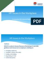 HR Webinar 2014