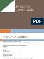 Caso Clínico Periodontología