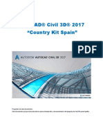 Country Kit Documentation 2017 Spain