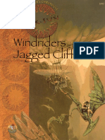 Wind Riders of the Jagged Cliffs