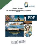 20 Años Plan Diocesano - Cancionero
