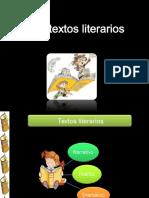 textosliterarios-100904102644-phpapp01.ppt