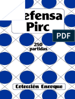 3. Defensa Pirc-250 Partidas