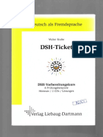 dsh ticket - Dsh Prfung Beispiel Mit Lsungen