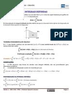 2.Integrais DEFINIDAS- Apostila 2015-4.Ed