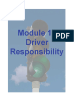 12 Module 12 - Driver Responsibility 2