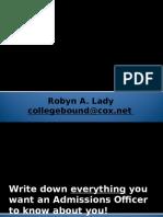 winning apps by robyn lady