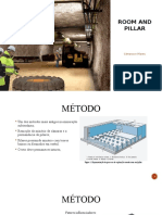 Room and Pillar - Cut and Fill - Slides - Oficial