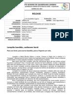 Release Fogaréu 2016