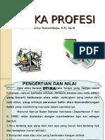 Etika Profesi Pengertiannya (1)