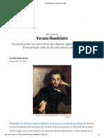 Verano Baudelaire _ Babelia _ EL PAÍS