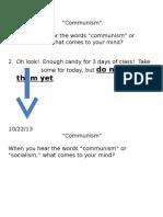 10-22 Capitalism Socialism Communism
